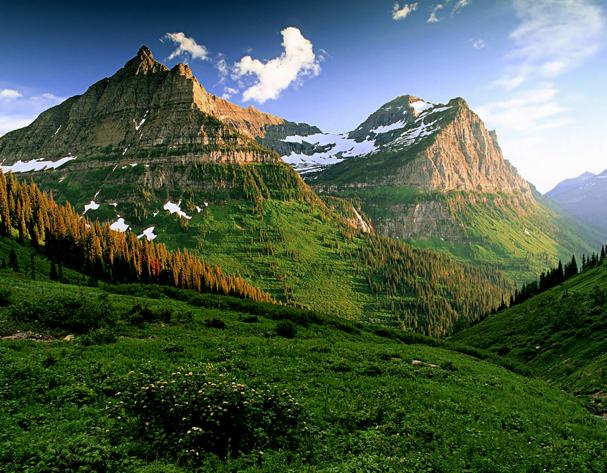 Glacier National Park Facts & Info
