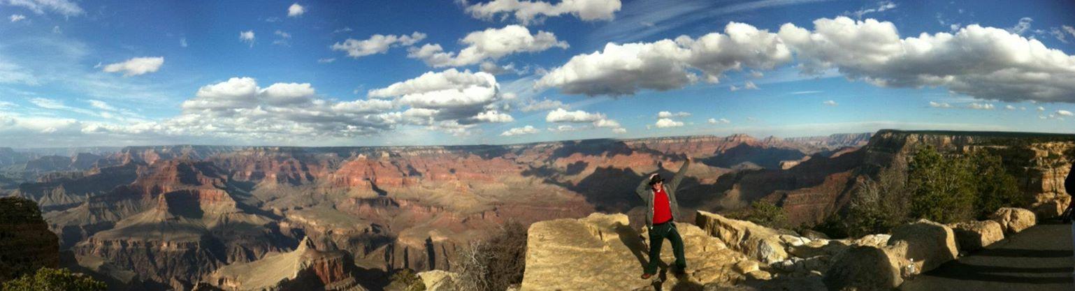 Grand Canyon National Park Lookout Conor Keenan