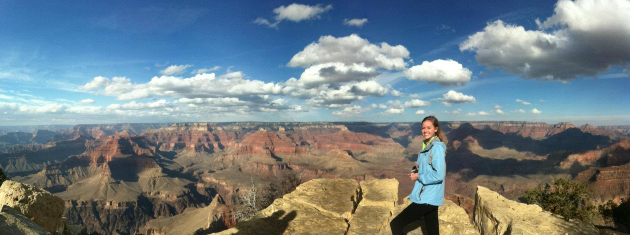 Grand Canyon National Park Lookout Julia Austin