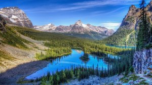 Rocky Mountains Picture - The Tiverton Foundation Background Image
